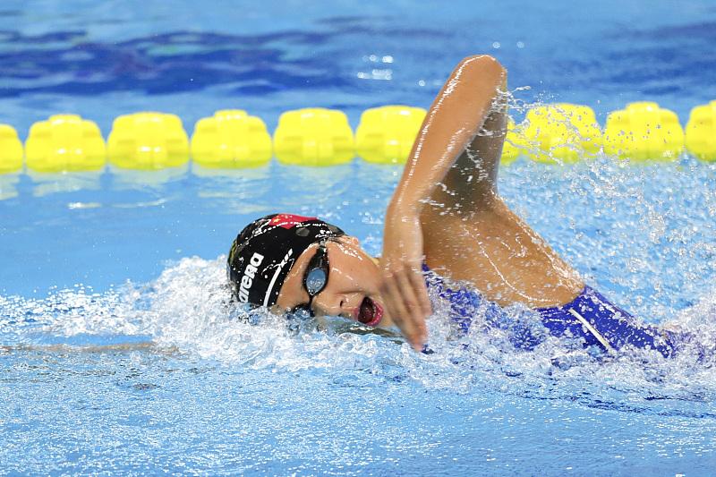 自由泳游不远怎么办?或许你犯了这些错误,怎么练我告诉你!