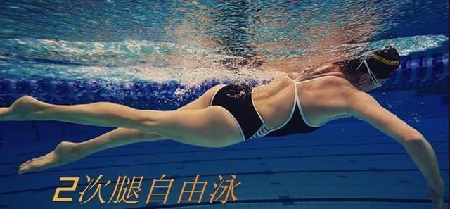 学会2点,轻松游好2次腿自由泳技术
