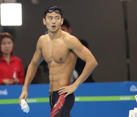 游泳能身材变好?反正我信了!
