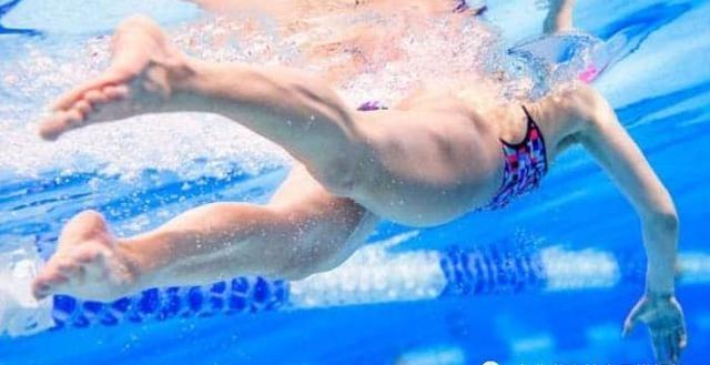 说说鞭腿那些事儿,对自由泳的打腿技术的误解