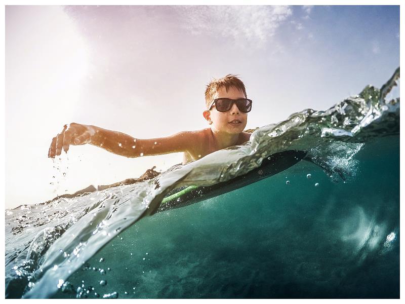 自由泳难学?可能是你出现了这几个问题,快来看看!