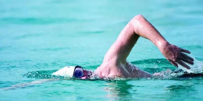 全浸式自由泳的移臂动作,做一点改进