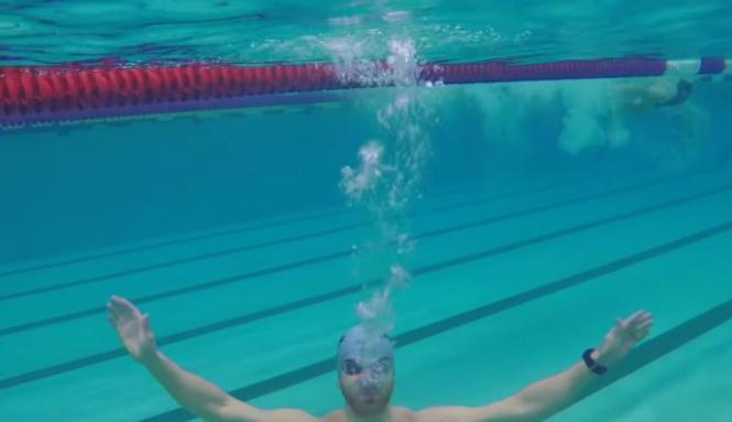 自由泳换气的基本要点和气息调整的技巧