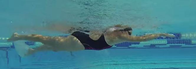 全浸式自由泳技术的提升方向