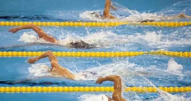 自由泳高肘动作背后的原理