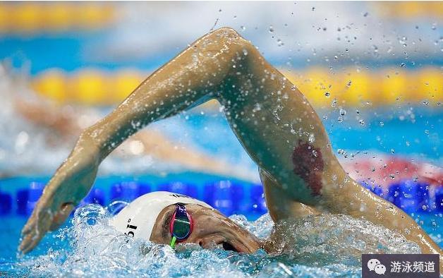 自由泳手臂前伸动作的要点