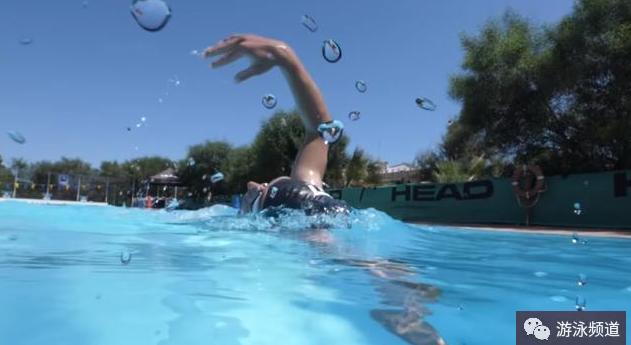 自学游泳,练习时要注意五个方面