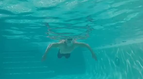 蛙泳技术动作常见的16个错误