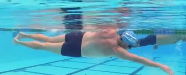全浸式自由泳学习指南