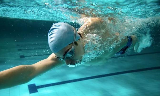 自由泳技术动作改善,基础专项练习