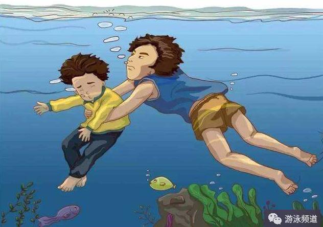 游泳救生的技术_水中救生的步骤