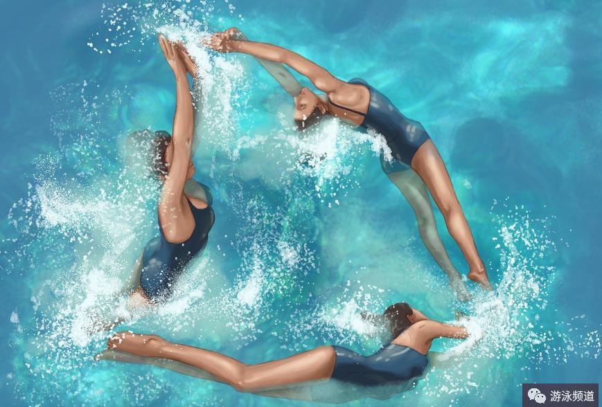游泳减肥的秘密