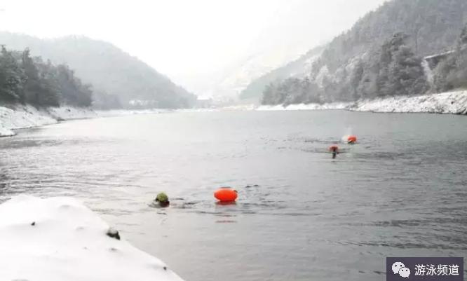 冬泳时间,要自己掌握好