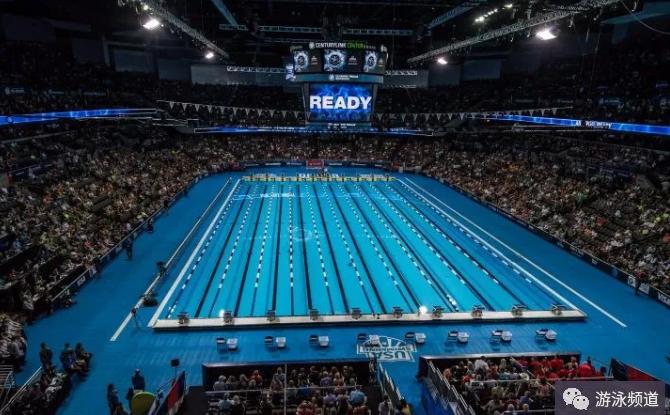 游泳比赛好看吗?有什么看点?